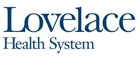 Lovelace Health System Sponsor Logo